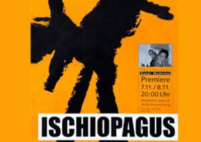 Ischiopagus